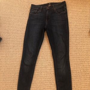 Just Black dark wash skinny jeans